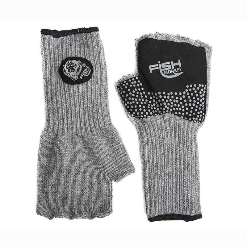 Fish Monkey Bauers Grandma wool glove
