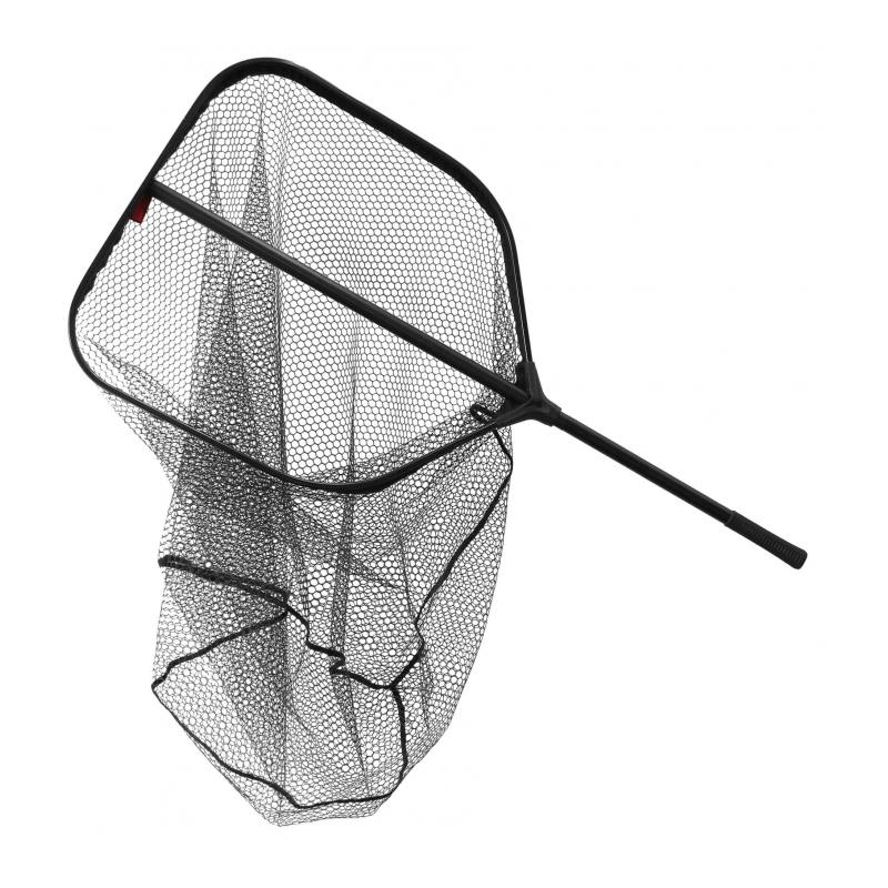 Boat Net Storage Pocket 50cm x 18cm Black